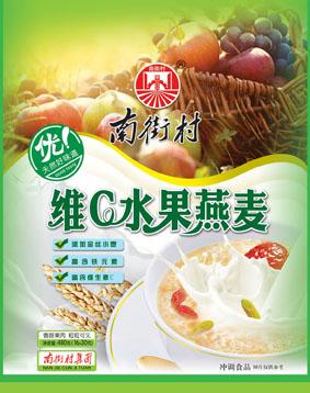维C水果燕麦